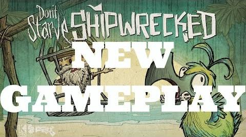 Don't Starve Shipwrecked New Gameplay Exclusive! Pax Prime 2015