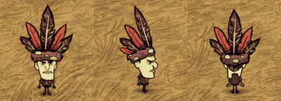 Feather Hat Maxwell