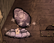 Freezing-stone-egg