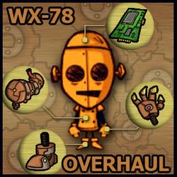 Wx78 Upgrade System Overhaul.