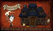 Haunted House mod2