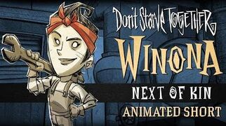 Don't Starve Together- Next of Kin -Winona Animated Short-
