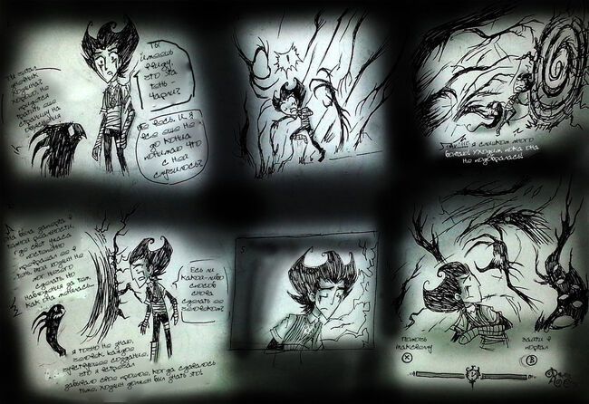 Fragments of memories part33 by ravenblackcrow-d9g5hf8