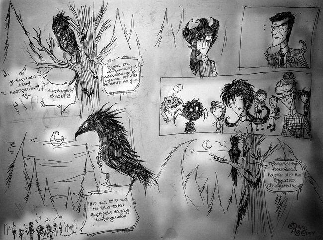 Fragments of memories part62 by ravenblackcrow-da0fhj4