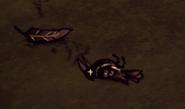 Ворон убит.