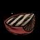 Chapeau rouge cuit