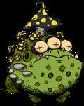 Страдающая жаба