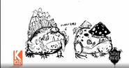 Toadstool Concept Art 3