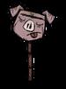 Голова свина