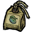 Пакетик синих семян