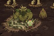 Wurt-merm-king-loyal-tapestry-dont-starve-together