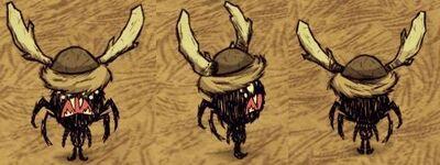 Beefalo Hat Webber