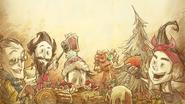 Winter's Feast 2018 Loading Screen