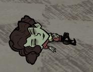 Уилер спит