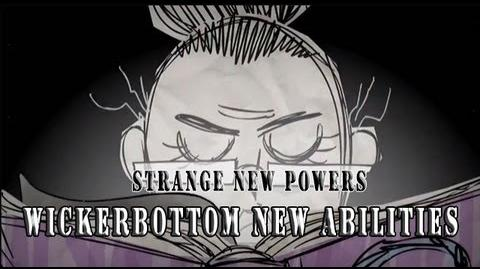 Don't Starve - Testing Wickerbottom New Abilities (from Strange New Powers update)