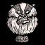 Фигура медведя-барсука (иконка)