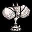 Фигура драконьей мухи (иконка)