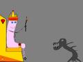 Сосиска с короной