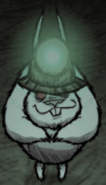 Заяц в каске