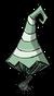 Зелёное грибное дерево