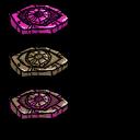 Тулецитовый медальон2