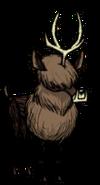 No-Eyed Deer Horned 3