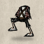 Woodie survivor body collection icon