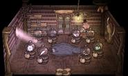 'The Sty' Oddities Emporium interior