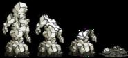 Salt Formation 3 Stages