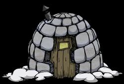 Walrus Camp Winter