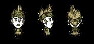 Голова Нонна-геккона в игре