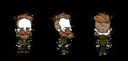 Цветущий Вуди в игре