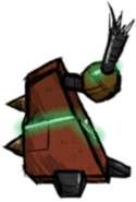 Iron Hulk Leg Side