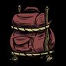 Koalefant Trunk Red Rucksack Icon
