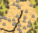 Terrain rocheux