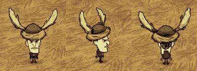 Beefalo Hat Maxwell