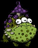 Жаба-поганка
