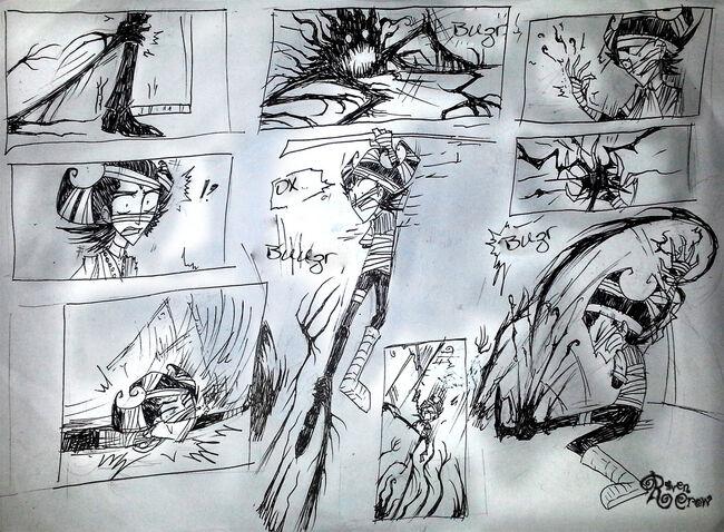 Fragments of memories part16 by ravenblackcrow-d9aaptp