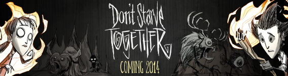 Don't Starve Together Horizontal banner
