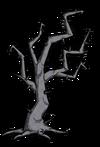 Шипастое дерево