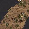 Затонувшее болото на карте