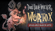Wortox Announcement