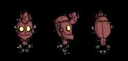 Механическая ладья WX-78 в игре