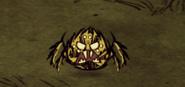 Паук-воин в игре