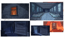 RWP 237 From the Ashes backgrounds