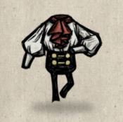 Wes formal body collection icon