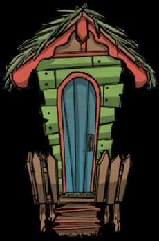 Nhà Xiêu Vẹo