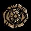 Médaillon en thulecite
