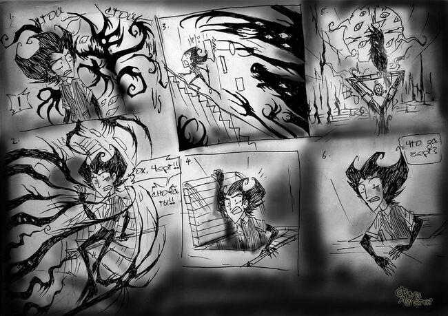 Fragments of memories part4 by ravenblackcrow-d95m06v