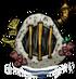 Плавучий камин в игре